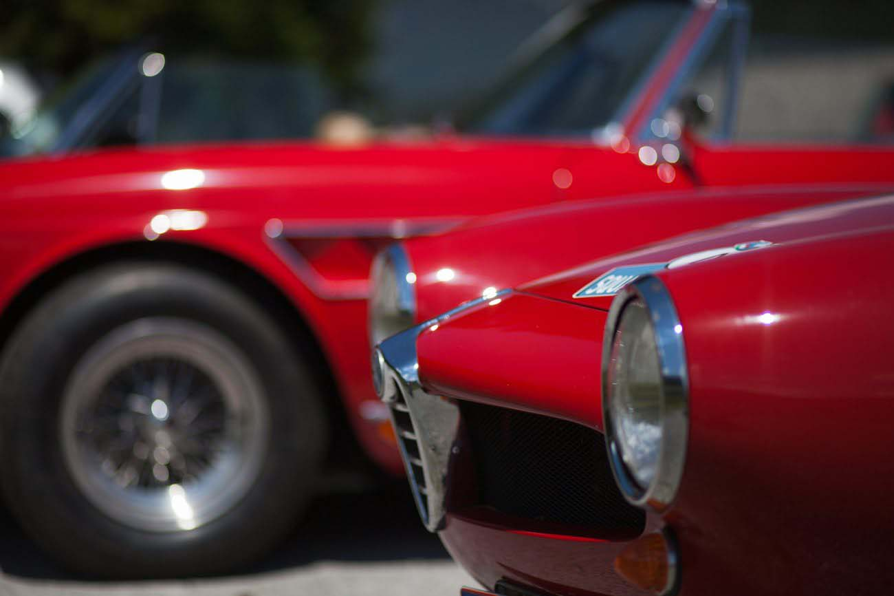 Classic Car beim Ammerhauser
